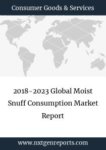 2018-2023 Global Moist Snuff Consumption Market Report