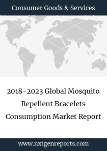 2018-2023 Global Mosquito Repellent Bracelets Consumption Market Report