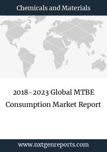 2018-2023 Global MTBE Consumption Market Report