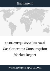 2018-2023 Global Natural Gas Generator Consumption Market Report