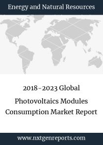 2018-2023 Global Photovoltaics Modules Consumption Market Report