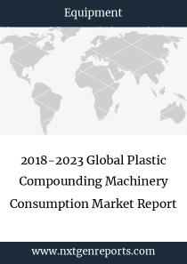 2018-2023 Global Plastic Compounding Machinery Consumption Market Report