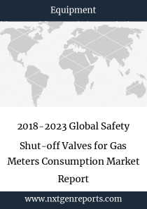 2018-2023 Global Safety Shut-off Valves for Gas Meters Consumption Market Report