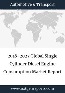 2018-2023 Global Single Cylinder Diesel Engine Consumption Market Report