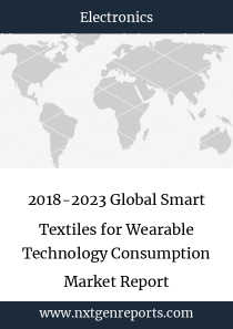 2018-2023 Global Smart Textiles for Wearable Technology Consumption Market Report