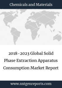 2018-2023 Global Solid Phase Extraction Apparatus Consumption Market Report
