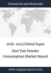2018-2023 Global Super Fine Talc Powder Consumption Market Report