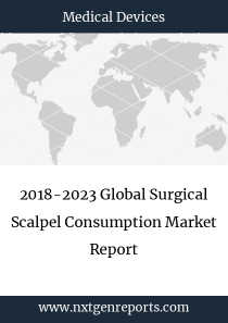2018-2023 Global Surgical Scalpel Consumption Market Report