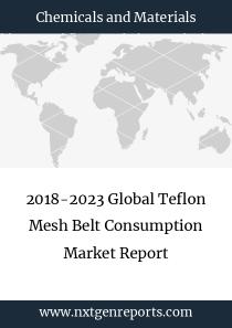 2018-2023 Global Teflon Mesh Belt Consumption Market Report