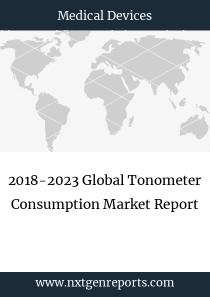 2018-2023 Global Tonometer Consumption Market Report