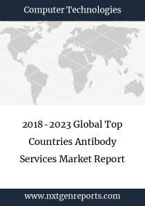 2018-2023 Global Top Countries Antibody Services Market Report
