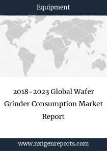2018-2023 Global Wafer Grinder Consumption Market Report