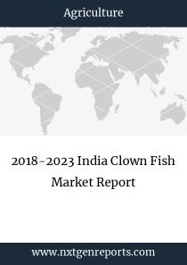 2018-2023 India Clown Fish Market Report