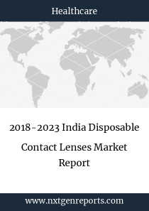 2018-2023 India Disposable Contact Lenses Market Report