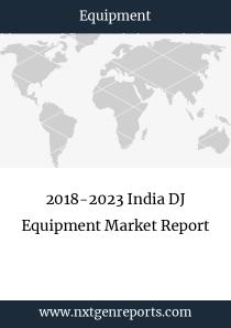 2018-2023 India DJ Equipment Market Report