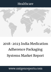 2018-2023 India Medication Adherence Packaging Systems Market Report