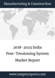 2018-2023 India Post-Tensioning System Market Report