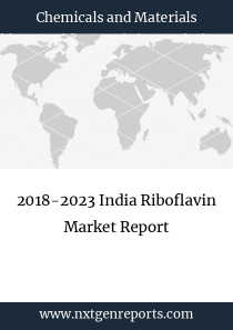 2018-2023 India Riboflavin Market Report