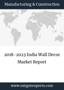 2018-2023 India Wall Decor Market Report