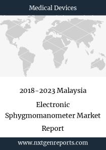 2018-2023 Malaysia Electronic Sphygmomanometer Market Report