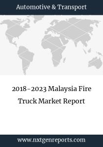 2018-2023 Malaysia Fire Truck Market Report