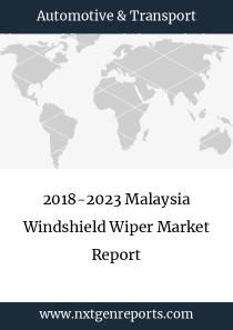 2018-2023 Malaysia Windshield Wiper Market Report