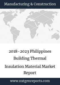 2018-2023 Philippines Building Thermal Insulation Material Market Report