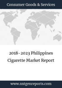 2018-2023 Philippines Cigarette Market Report