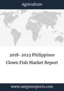 2018-2023 Philippines Clown Fish Market Report