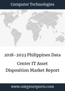 2018-2023 Philippines Data Center IT Asset Disposition Market Report
