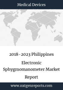 2018-2023 Philippines Electronic Sphygmomanometer Market Report