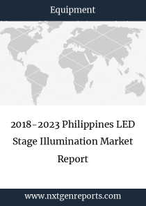 2018-2023 Philippines LED Stage Illumination Market Report
