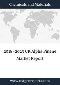 2018-2023 UK Alpha Pinene Market Report