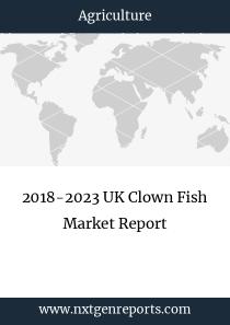2018-2023 UK Clown Fish Market Report