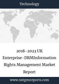 2018-2023 UK Enterprise-DRMInformation Rights Management Market Report