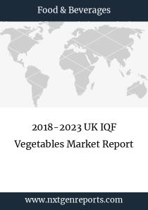 2018-2023 UK IQF Vegetables Market Report