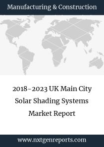 2018-2023 UK Main City Solar Shading Systems Market Report