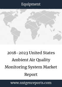 2018-2023 United States Ambient Air Quality Monitoring System Market Report