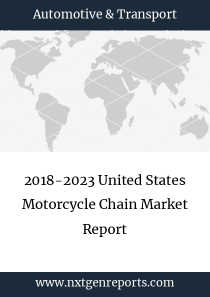 2018-2023 United States Motorcycle Chain Market Report