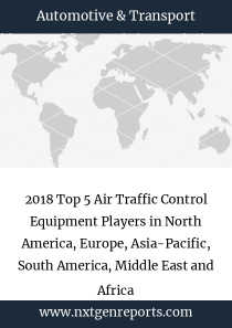 2018 Top 5 Air Traffic Control Equipment Players in North America, Europe, Asia-Pacific, South America, Middle East and Africa