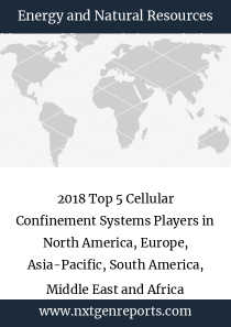 2018 Top 5 Cellular Confinement Systems Players in North America, Europe, Asia-Pacific, South America, Middle East and Africa