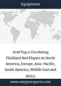 2018 Top 5 Circulating Fluidized Bed Players in North America, Europe, Asia-Pacific, South America, Middle East and Africa