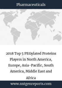 2018 Top 5 PEGylated Proteins Players in North America, Europe, Asia-Pacific, South America, Middle East and Africa