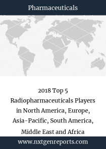 2018 Top 5 Radiopharmaceuticals Players in North America, Europe, Asia-Pacific, South America, Middle East and Africa