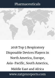 2018 Top 5 Respiratory Disposable Devices Players in North America, Europe, Asia-Pacific, South America, Middle East and Africa