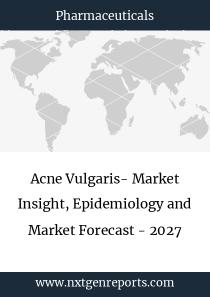Acne Vulgaris- Market Insight, Epidemiology and Market Forecast - 2027