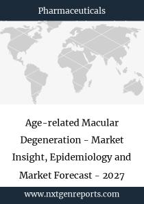 Age-related Macular Degeneration - Market Insight, Epidemiology and Market Forecast - 2027