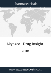 Akynzeo- Drug Insight, 2018