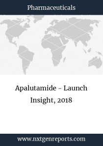 Apalutamide - Launch Insight, 2018