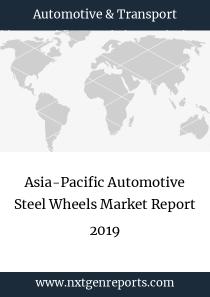 Asia-Pacific Automotive Steel Wheels Market Report 2019